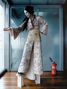 Ruven Afanador Magazine Vogue Paris