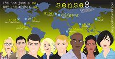So sad to know that Sense8 has been canceled. Dafuq Netflix? #renewsense8!!! #sense8 #netflix #tvseries #cast #tbt #illustration #drawing #fanart #art #digitalart #JamieClayton #MiguelAngelSilvestre #DoonaBae #AmlAmeen #MaxRiemelt #TinaDesai #BrianJSmith #TuppenceMiddleton #TobyOnwumere https://www.facebook.com/diegocelmailustrador/