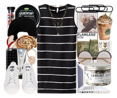 """""""another one of my old sets"""" by tatcmo ❤ liked on Polyvore featuring Brixton, Casetify, L:A Bruket, Maison Margiela, adidas, Marc by Marc Jacobs, DUO and Ettika"""