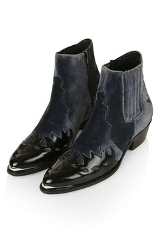 ARSON Western Ankle Boots - Shoes- Topshop USA