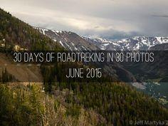RT @roadtreking: 30 Days of @roadtreking in 30 Photos- June '15 http://bit.ly/1HdBbpE #RV #TravelTuesday #travelpics