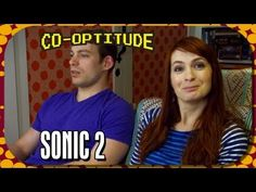 Felicia Day, Ryon Day, and Rat Tails: Co-Optitude Episode 2 - Goof Troop - YouTube