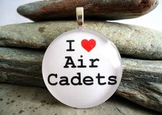 Air Cadet Jewelry  I Love Air Cadets  Fundraising by SolasJewelry, $9.95