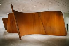 Band - Richard Serra by Abram Goglanian