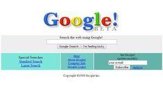 20 Jahre SERP-Geschichte: Die Google-Evolution auf einen Blick