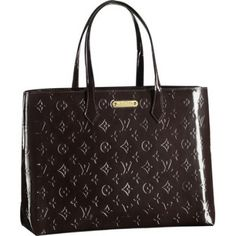 722ebfea4432 Louis Vuitton Outlet Monogram Vernis Wilshire MM    Shop today for the  hottest brands in womens fashion!