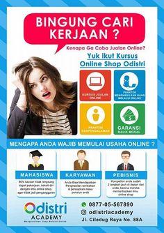 BARU!! Launching Kursus Online Shop & Digital Marketing | Jual Baju Couple Online  Terima Produksi Baju Seragam & Komunitas