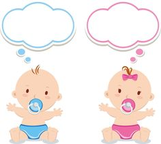 Baby Shawer, Baby Gender, Mom And Baby, Clipart Baby, Imprimibles Gratis Baby Shower, Moldes Para Baby Shower, Scrapbook Bebe, Baby Boy Cards, Baby Clip Art