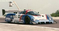 RSC Photo Gallery - World Sports Prototype Championship Dijon 1989 - Nissan R89C no.23 - Racing Sports Cars