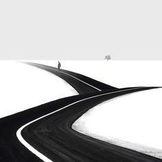 Passenger by Hossein Zare, via 500px