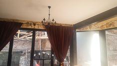 Crama Domnească. Pictură parietală decorativă.3 Ceilings, Floors, Walls, Curtains, Home Decor, Ceiling, Home Tiles, Flats, Blinds