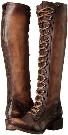 Pretty Shoes, Beautiful Shoes, Sock Shoes, Shoe Boots, Knee High Boots, High Heels, Steampunk Shoes, Vintage Style Shoes, Winter Boots