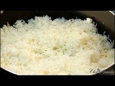 Jamaican Coconut Rice | Recipes By Chef Ricardo - YouTube Jamaican Coconut Rice, Yellow Rice Recipes, Diet Recipes, Cooking Recipes, Ricardo Recipe, Jamaican Recipes, Caribbean Recipes, Salad Bar, Quick Snacks