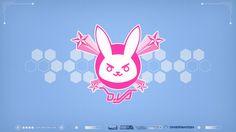 Overwatch D.Va Wallpaper by FoxiBoxes on DeviantArt