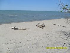 This Beach Is At The Geneva Twp Park It A Five Minute Walk From