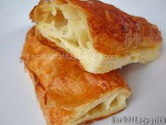 Romanian Food - Pie with cheese (placinta cu branza)