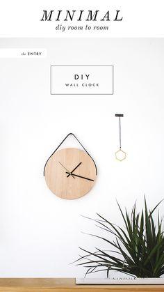 DIY Room to room: Minimal