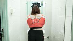 PORTFOLIO. Le photographe Arnaud Février vient de publier un travail photographique sur un club de cheerleaders d'Ivry-sur-Seine. Rafraîchissant !