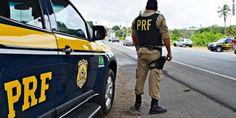 Polícia Rodoviária Federal suspende serviços por problemas no orçamento