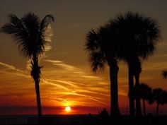 2003  Sunset at St. Pete's Beach Florida