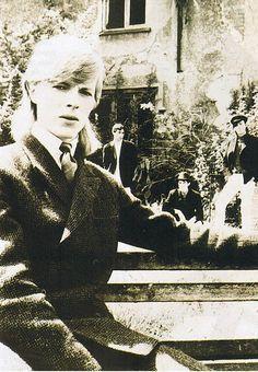 todos os dias do vintage: 55 fotografias raras de David Bowie Você pode não ter visto antes