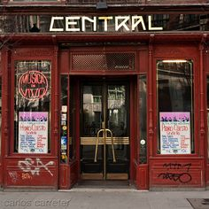 Café Central, Madrid