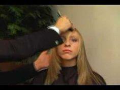 Edward Tricomi Long Hair Cut
