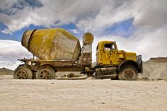 Cement Mixer   Flickr - Photo Sharing!
