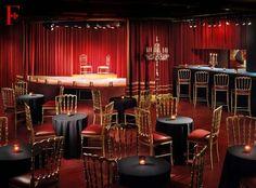 Salón Cabaret del Hotel Alan Faena