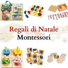 Regali di Natale Montessori