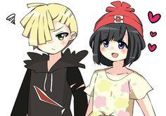 Gladion & Trainer Luna