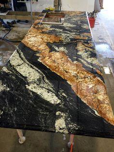 Granite Sensa Orinoco