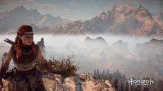 "A screenshot I've taken in ""Horizon: Zero Dawn"""