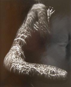 Brett Weston, Underwater Nude, c.1980