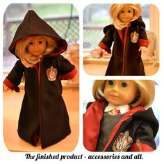 Hermione Robe.  I bought 2 for my daughter - a Slytherin and a Gryffindor. She loves them!