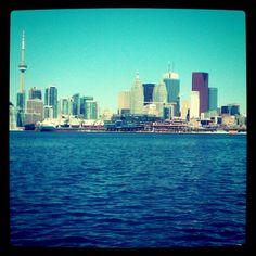 Toronto! Awesome city (in the summer!) Training grounds before visiting NYC!