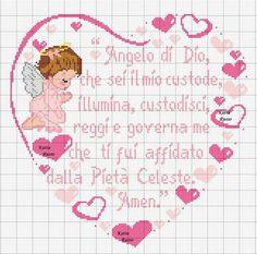 Corazón con oracion
