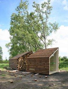 Flake House / Olgga Architects - a perfect knit/ceramic/leatherworking studio?