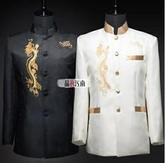 Cheap suit Buy Quality suit tuxedo directly from China suit fur Suppliers: Mens Hottest Fashion, Mens Fashion Suits, Mens Suits, Fashion Outfits, Chinese Suit, Groomsmen Outfits, African Men Fashion, Work Jackets, Chinese Clothing