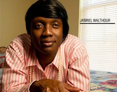 """JA'BRIEL WALTHOUR is a transgender advocate residing in Hinesville, Georgia—a small, military community located outside Savannah. She's contributed to the Huffington Post and has authored a children's book series loosely based on her experience growing up transgender in the South. These books are """"Apple of My Eye"""", """"Jacob's Journey"""", """"Fat Kids, Black Kids, Tomboys, and Cissies"""", and """"Where's My Rock?"""""""
