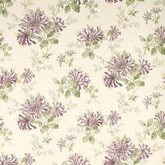 Honeysuckle Trail Grape Wallpaper