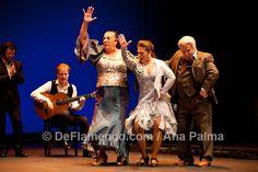 Festival de Jerez - Juana la del Pipa, Jose & Pastora Galván