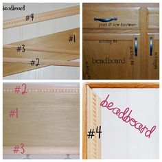 builder basic cabinet remodel ~ definitely want to do this in the kitchen; possibly both bathrooms.
