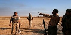 Iraqi police say ready to join assault on east Mosul