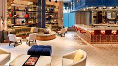 Proiecte PORCELANOSA Grupo: amenajare hotel Le Meridien SUA | DELTASTUDIO