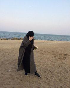 Niqab Fashion, Modern Hijab Fashion, Street Hijab Fashion, Muslim Women Fashion, Hijab Fashion Inspiration, Applis Photo, Fake Photo, Hijab Style Tutorial, Arab Girls Hijab