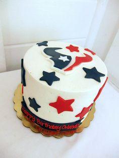 Texan Cake Houston Texans Football Sport Cakes Cookies