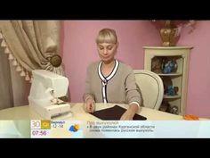 Как сшить простое теплое платье своими руками - YouTube