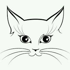 Image result for cat faces clipart