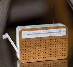 design blog - DesignAddict: 'Safe' radio by Elium Studio for Lexon